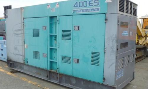 Máy phát điện 400kva