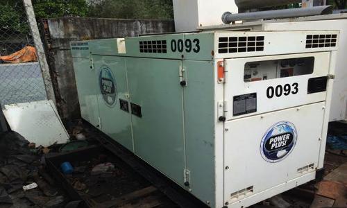 Máy phát điện MQ